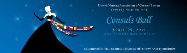 Consuls Ball banner