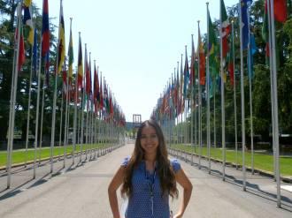 Rose Llanos-Almeida UNAGB Intern