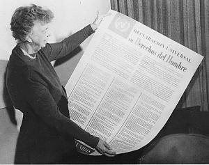 Eleanor Roosevelt Human Rights