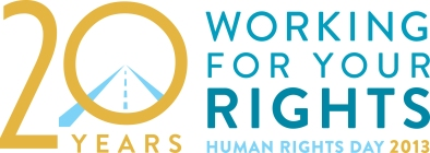 UN human Rights Day 2013