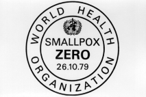 The WHO declared Smallpox 'dead' in 1980 following a global immunization campaign. The last known natural case was in 1977.